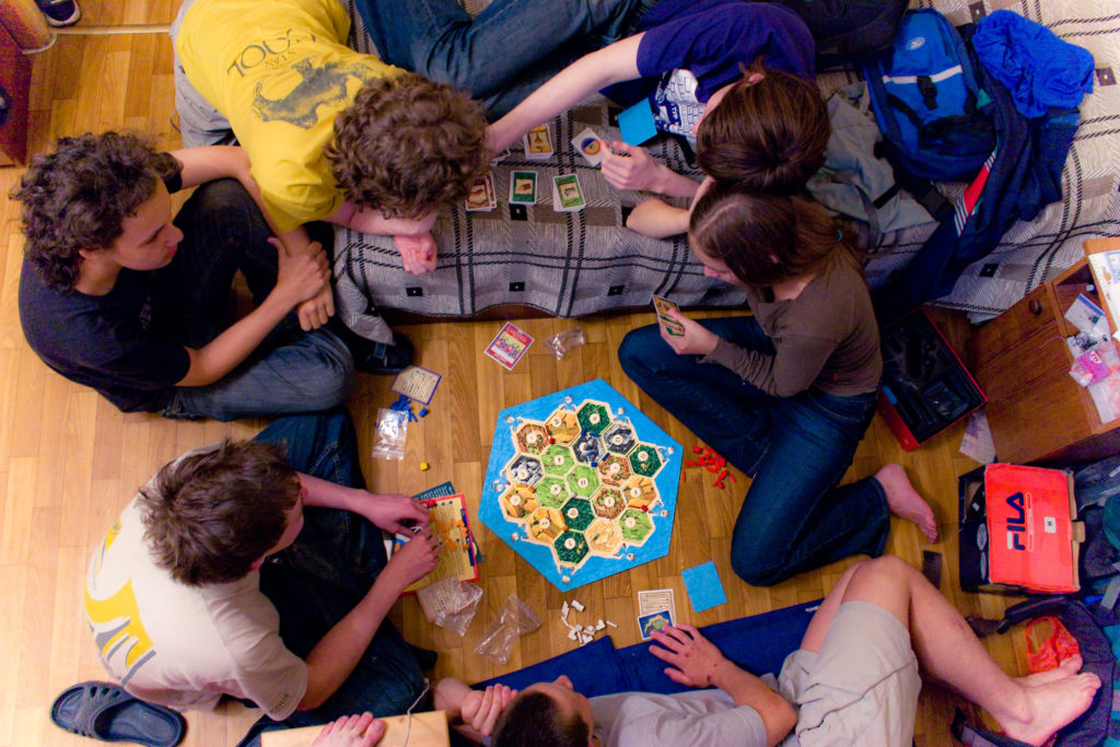 Playing_Settlers_of_Catan